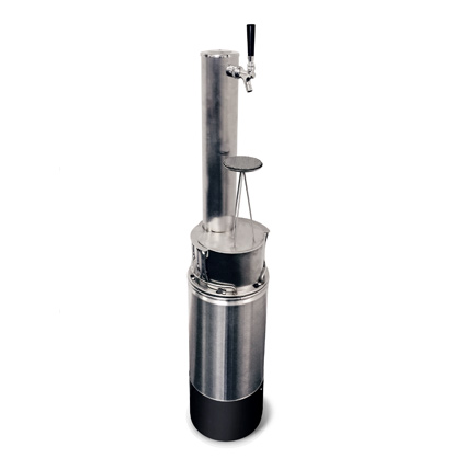 SlimTap wine keg tower delivery systems