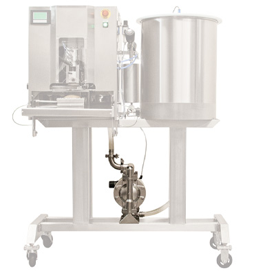 wine filling systems batching modules