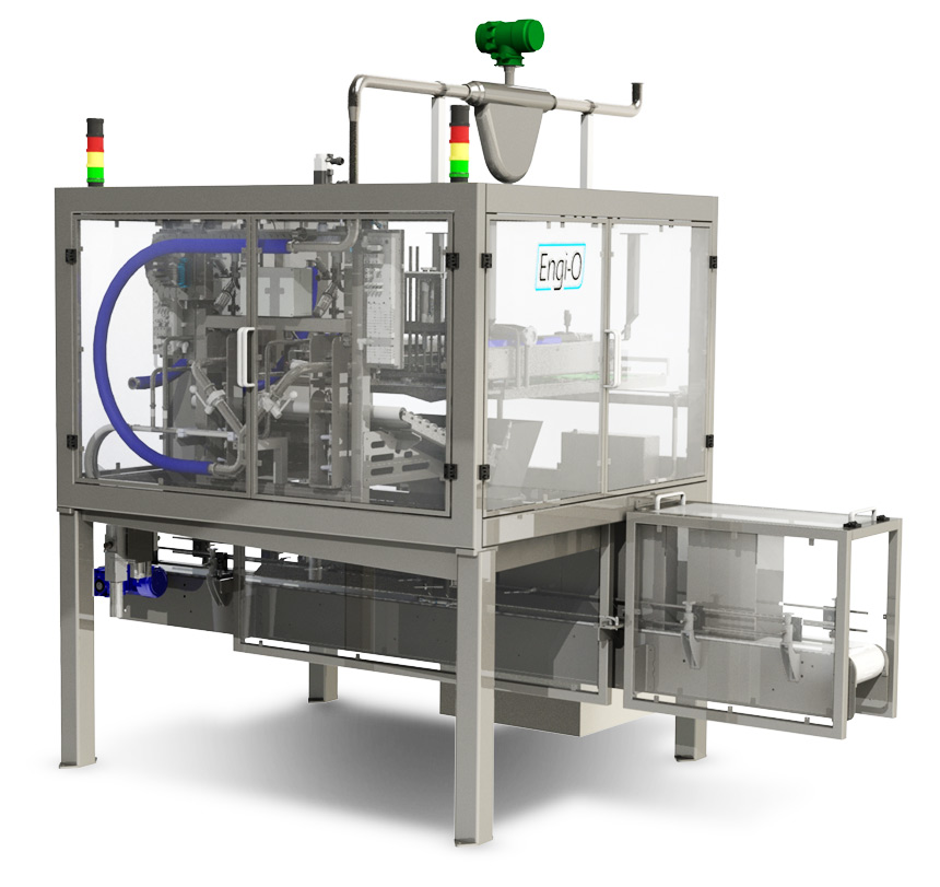 automatic wine filling systems