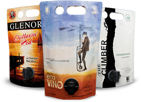 vinyard bag in box filling systems